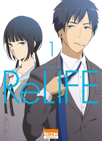 Manga - Manhwa - ReLIFE Vol.1