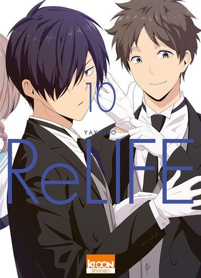 Manga - Manhwa - ReLIFE Vol.10