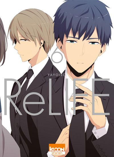 Manga - Manhwa - ReLIFE Vol.6