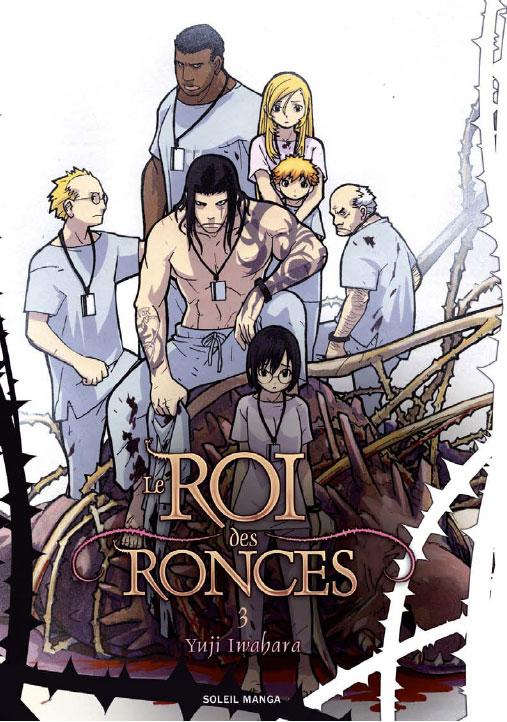 [MANGA/FILM] Le Roi des Ronces (Ibara no Ou/King of Thorn) Roi_ronces_03