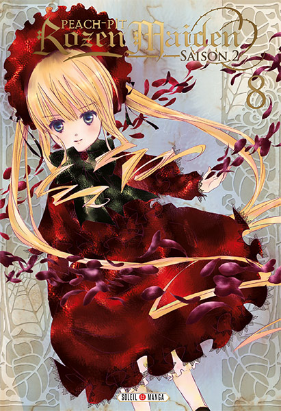 ROZEN MAIDEN II © 2008 by PEACH-PIT / Shueisha Inc.