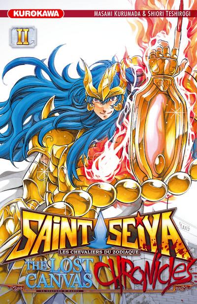 saint seiya lost canvas vf streaming