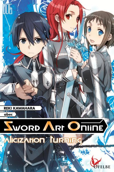 Manga - Manhwa - Sword Art Online - Roman Vol.6
