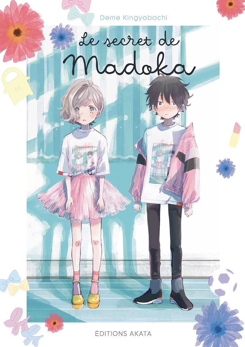 Sortie Manga au Québec JUILLET 2021 Secret-de-madoka-akata