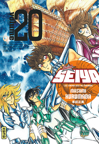 Saint Seiya Deluxe Vol.20
