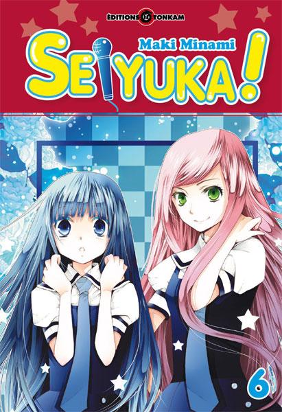vol6 seiyuka manga manga news