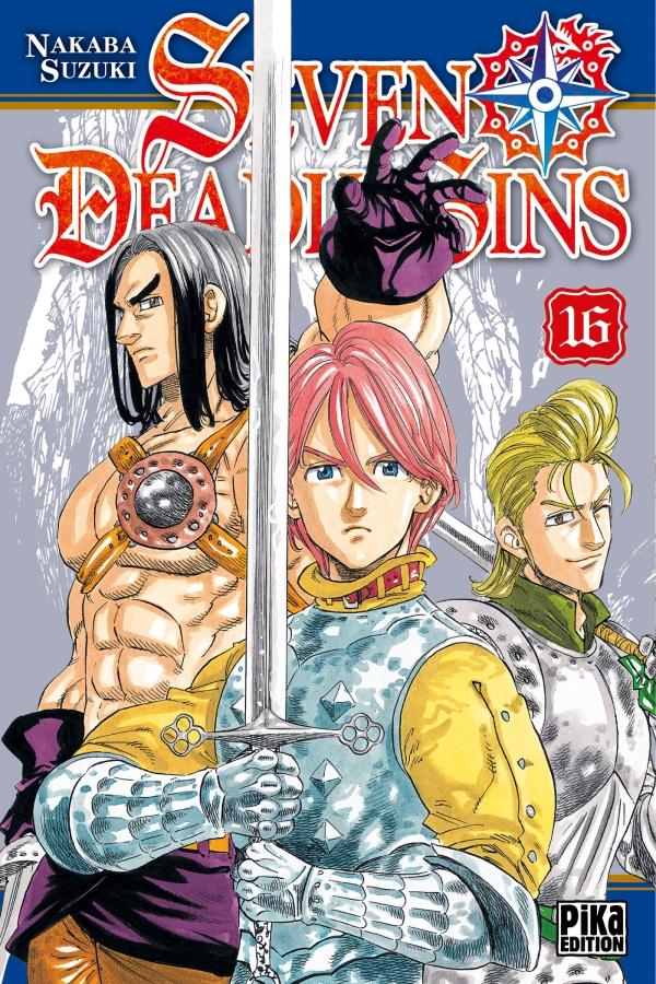 Seven Deadly Sins Vol.16