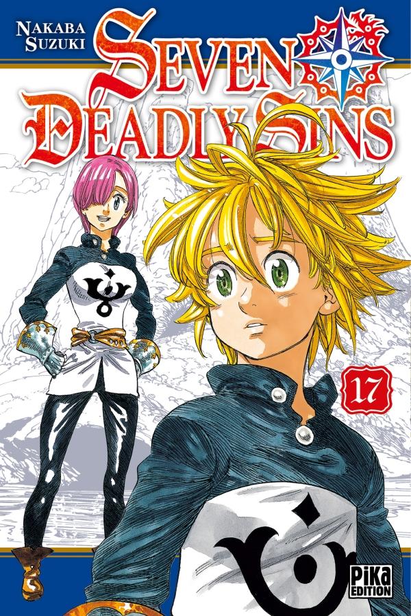 Seven Deadly Sins Vol.17