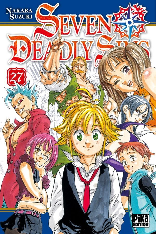 Seven Deadly Sins Vol.27