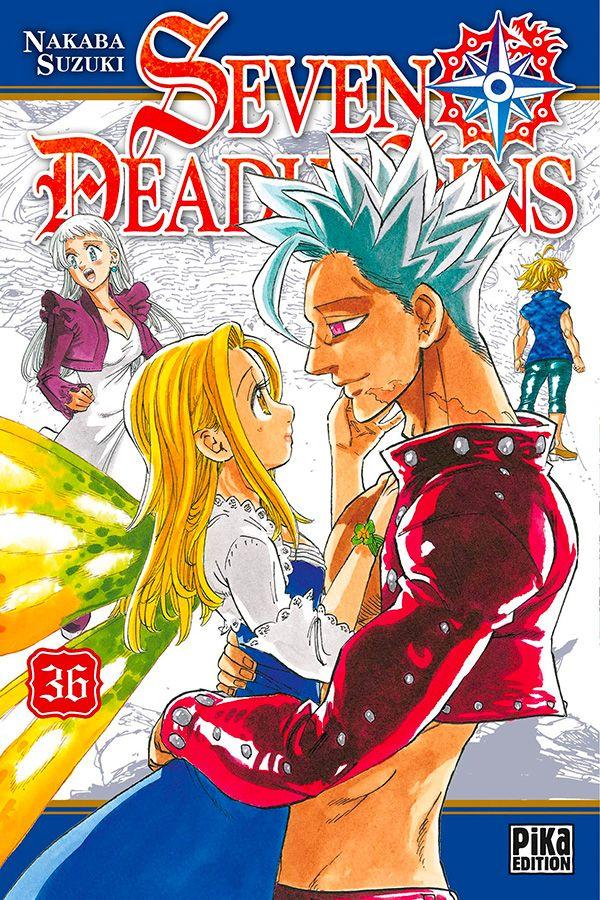 Seven Deadly Sins Vol.36