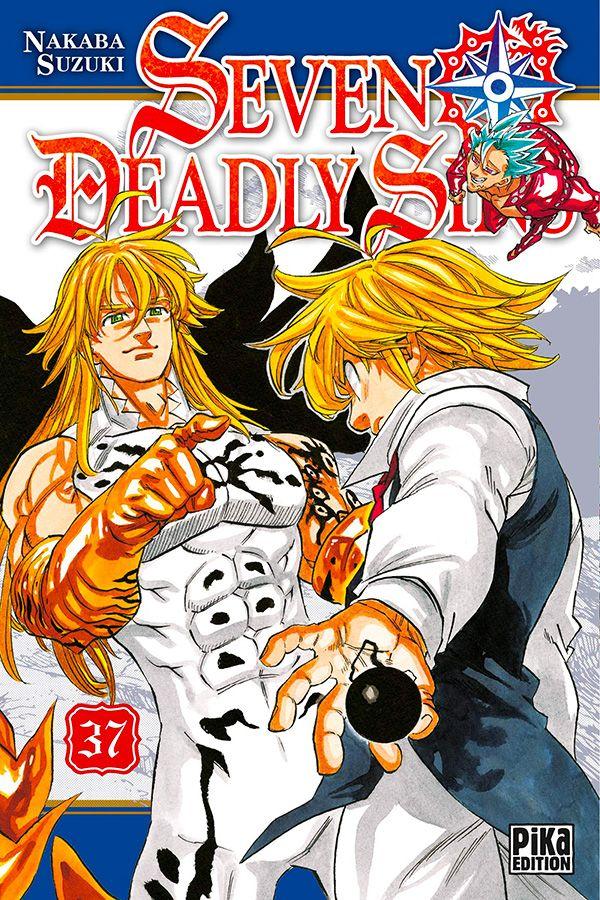 Seven Deadly Sins Vol.37
