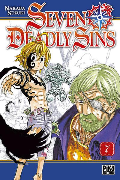 Seven Deadly Sins Vol.7