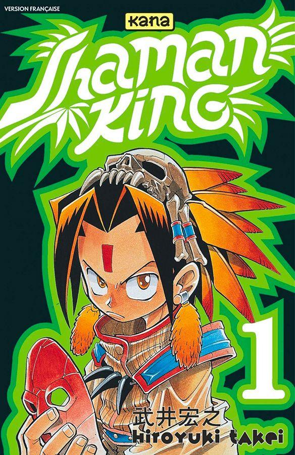 Shaman king Vol.1