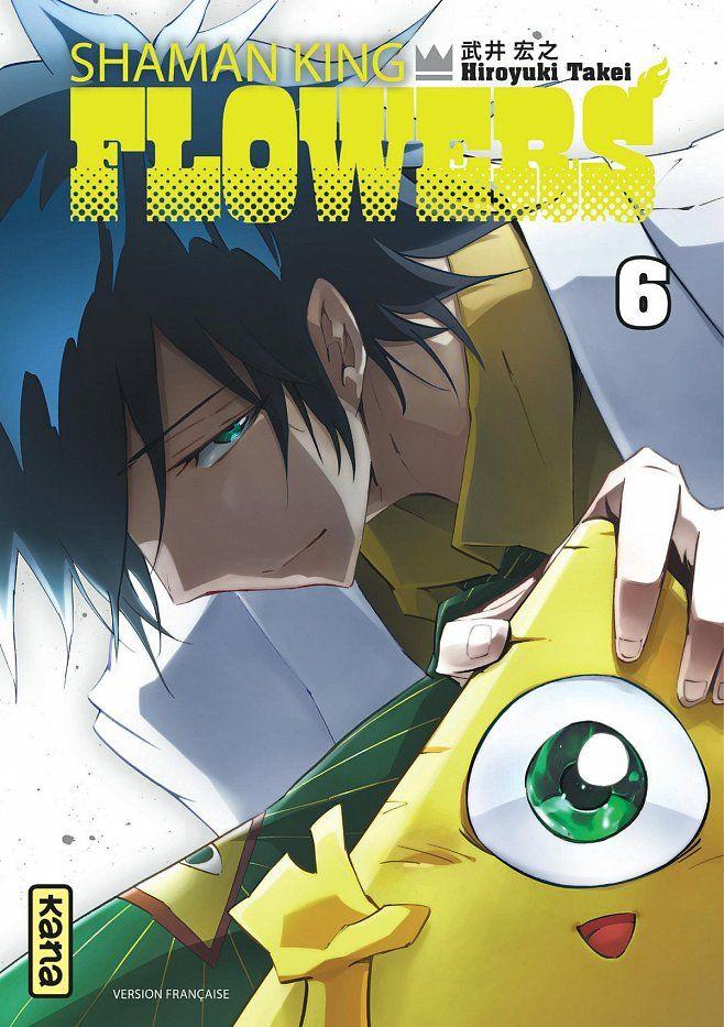 Manga - Manhwa - Shaman King - Flowers Vol.6