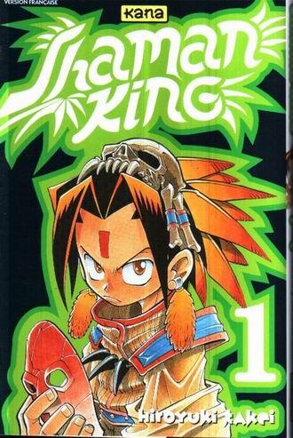 Shaman king 32 Tomes [Manga] [MULTI]