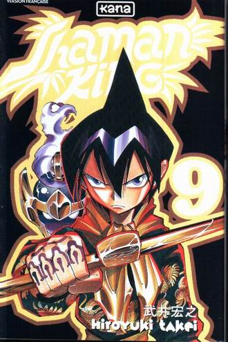 Shaman king Vol.9