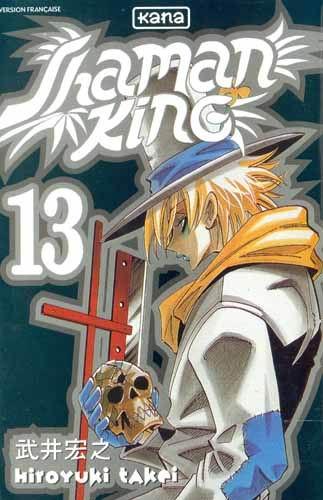 Shaman king Vol.13