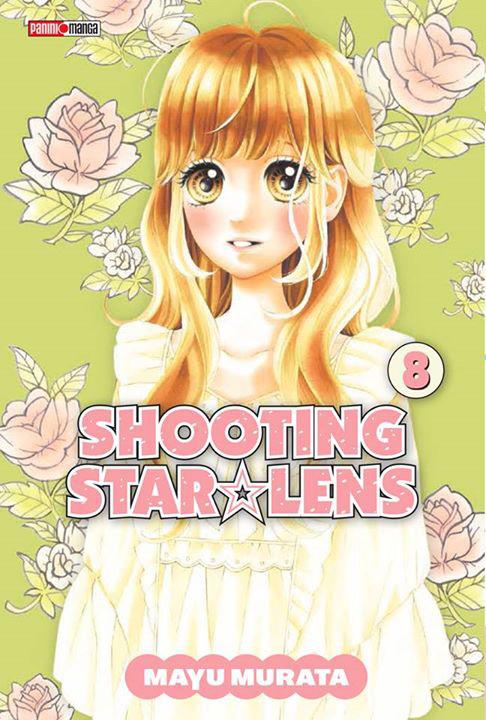vol 8 shooting star lens - manga