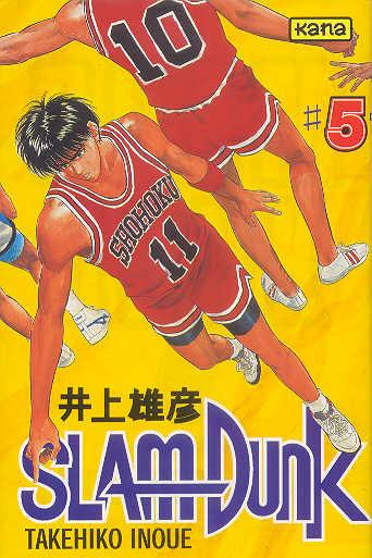 Slam dunk Vol.5