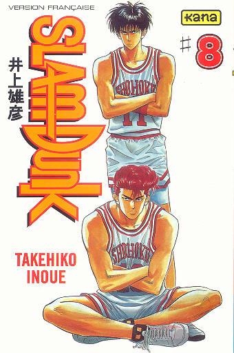 Slam dunk Vol.8