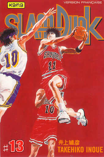 Slam dunk Vol.13