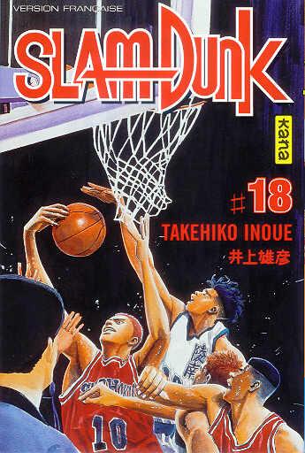 Slam dunk Vol.18