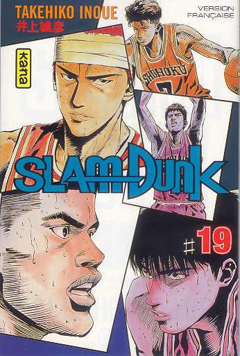 Slam dunk Vol.19