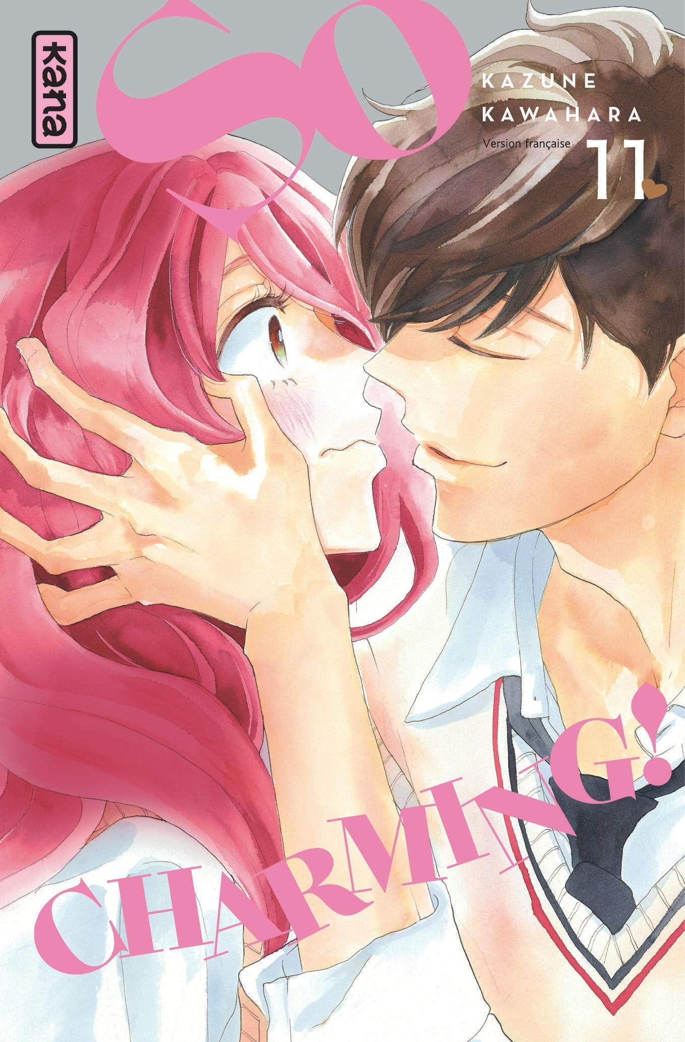 Sortie Manga au Québec JUIN 2021 So-charming-11-kana
