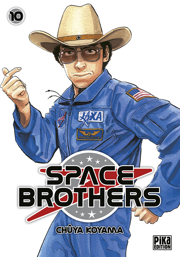 Space Brothers Vol.10