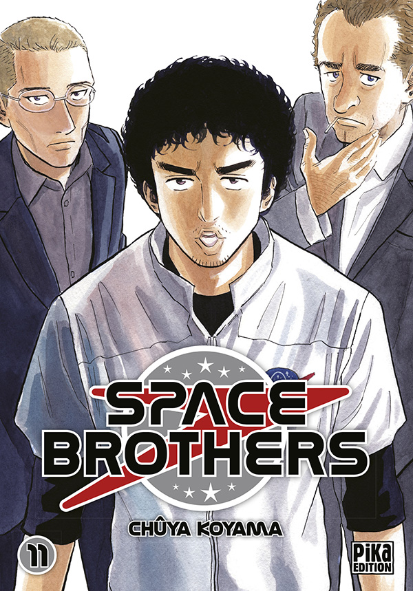 Space Brothers Vol.11