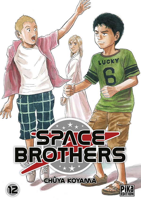 Space Brothers Vol.12