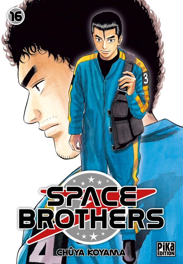 Space Brothers Vol.16