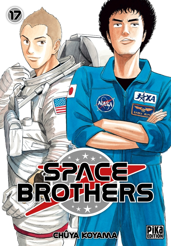 Space Brothers Vol.17