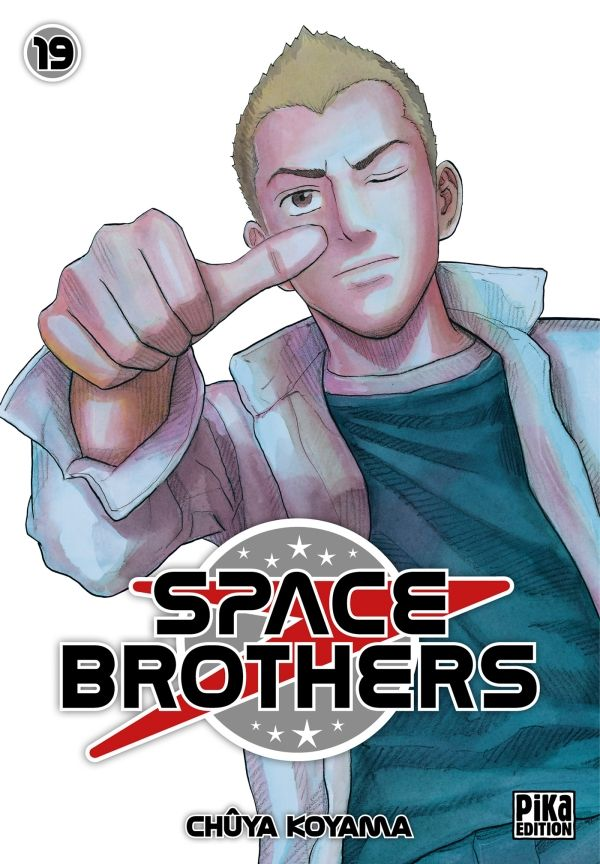 Space Brothers Vol.19