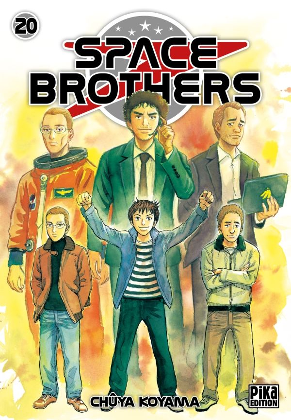 Space Brothers Vol.20
