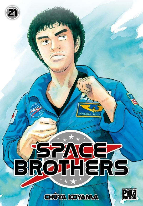 Space Brothers Vol.21
