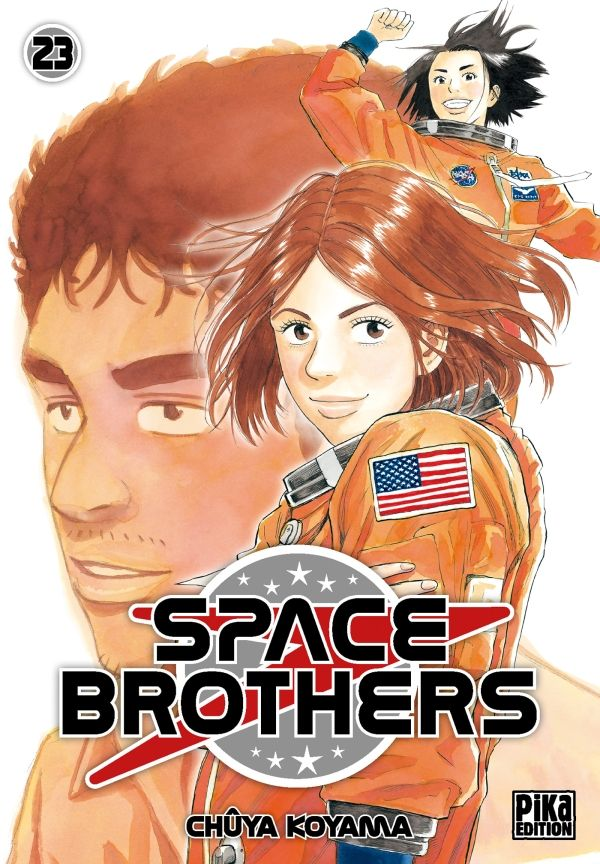 Space Brothers Vol.23