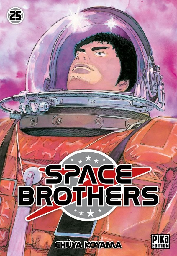 Space Brothers Vol.25