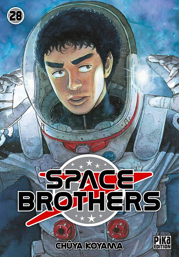 Space Brothers Vol.28