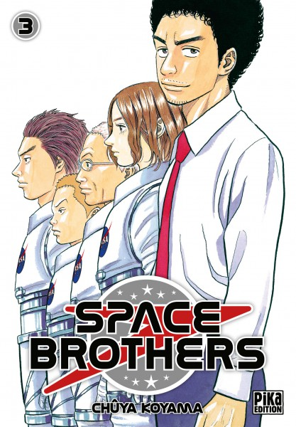 Space Brothers Vol.3