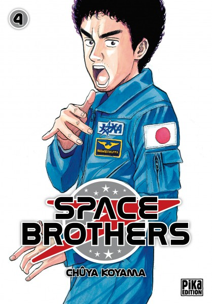 Space Brothers Vol.4