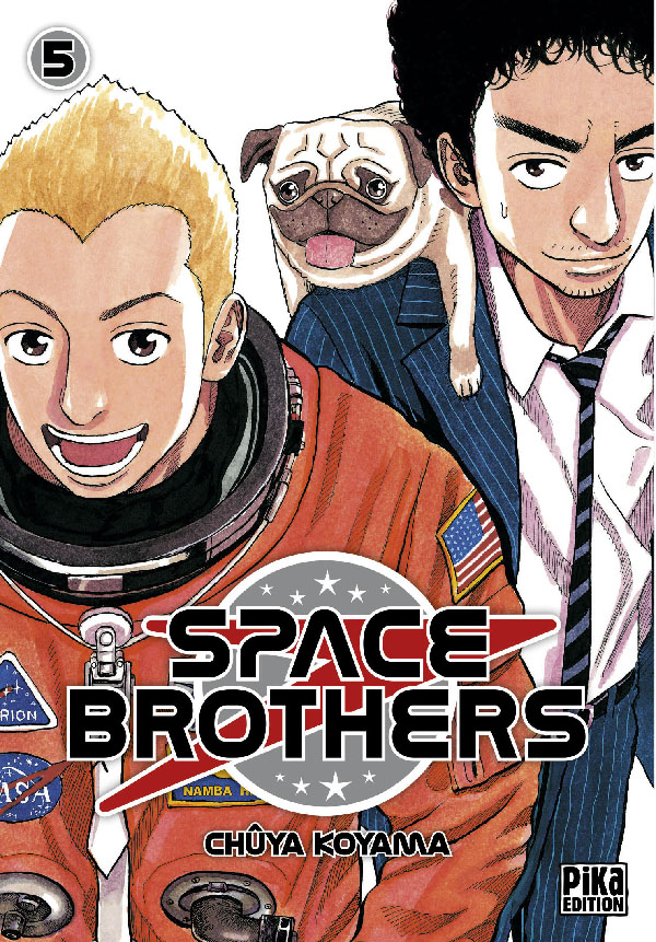 Space Brothers Vol.5