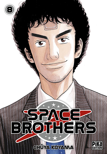 Space Brothers Vol.8