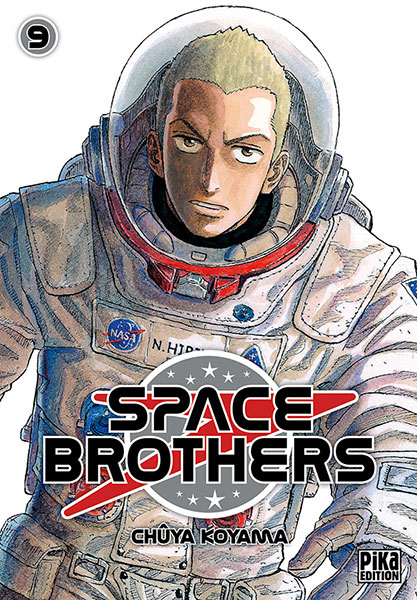 Space Brothers Vol.9