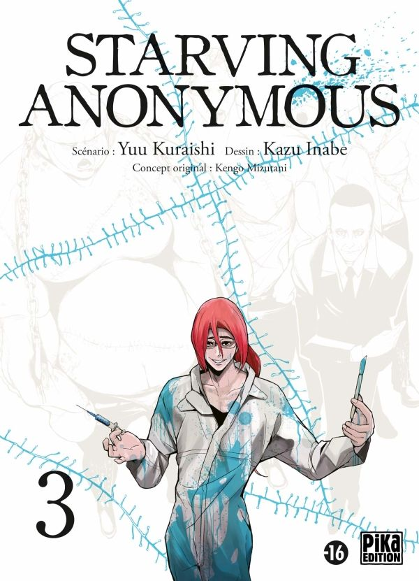 Starving Anonymous Vol.3