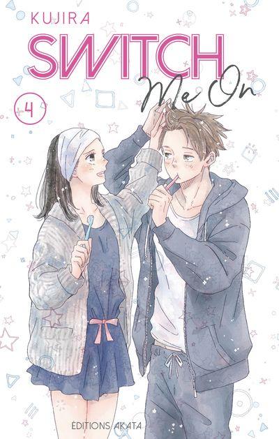 Sortie Manga au Québec JUIN 2021 Switc-me-on-4-akata