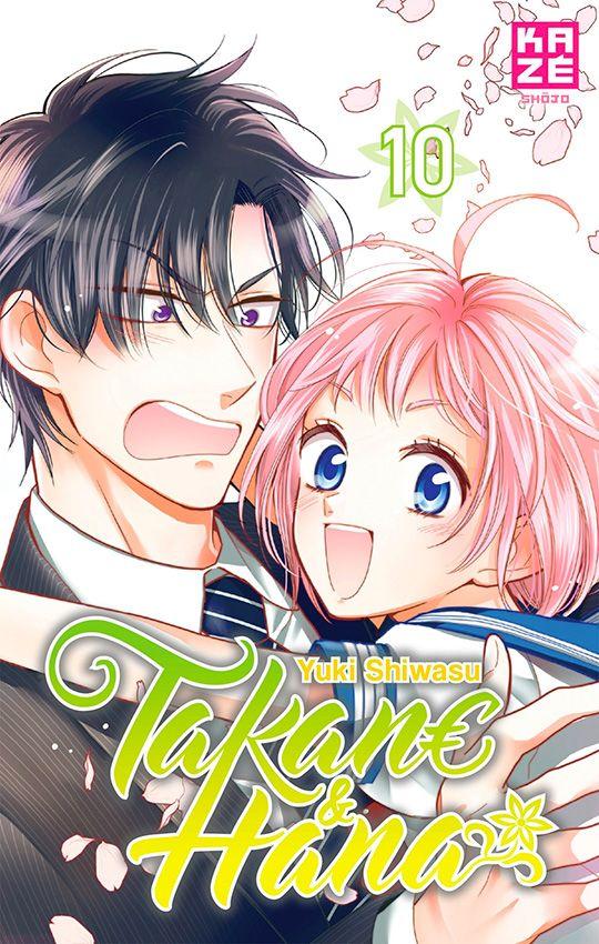 Manga - Manhwa - Takane & Hana Vol.10