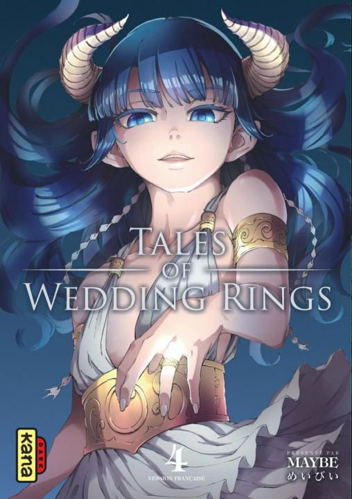 Vol4 Tales Of Wedding Rings Manga News