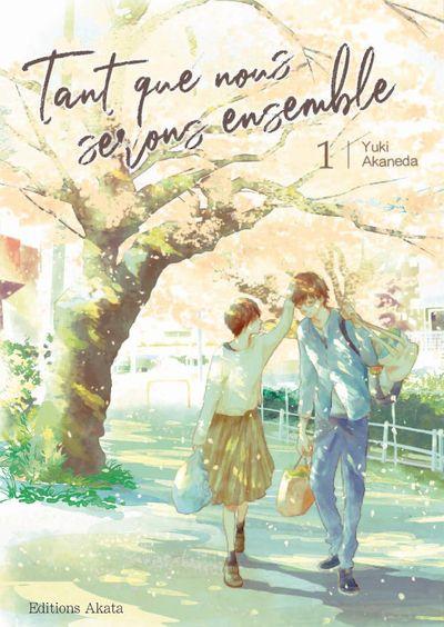 Manga - Manhwa - Tant que nous serons ensemble Vol.1