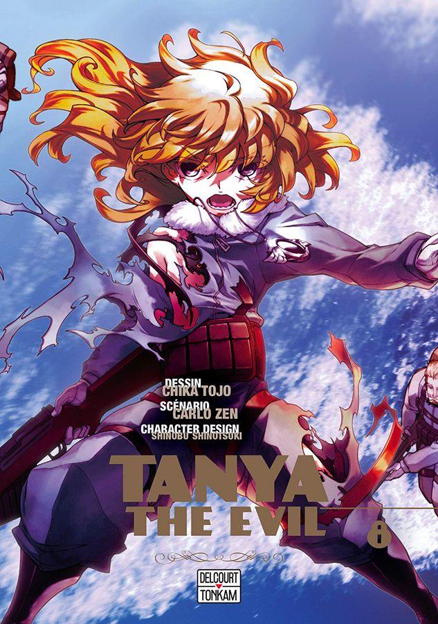 Tanya The Evil Vol.8